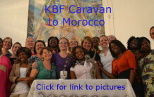 KBF Caravan to Morocco Pictures