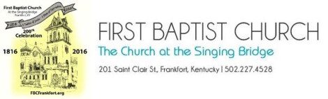 First Baptist Church || Frankfort