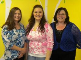 preschool ministry paid staff - marka erica, jenny