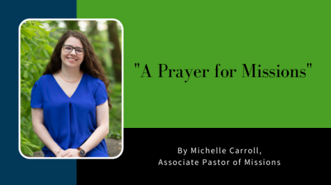 A Prayer for Missions